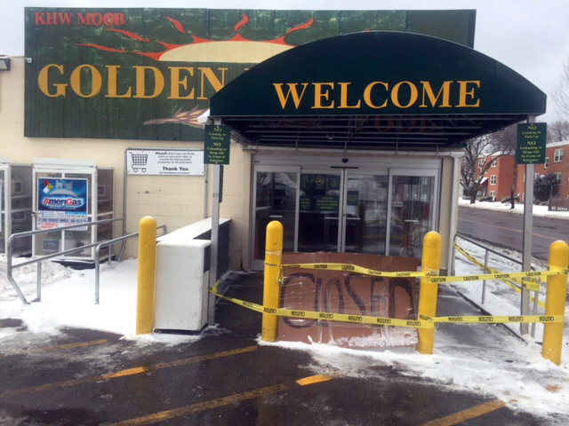 SOURCE: TWIN CITIES PIONEER PRESS – GOLDEN HARVEST MARKET ON MARYLAND AVENUE TEMPORARILY CLOSED AFTER DELI FIRE