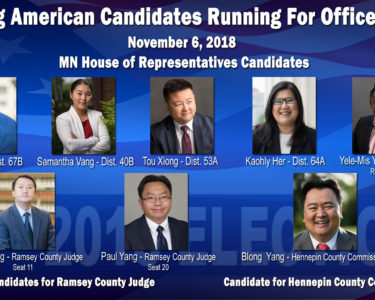 HMONG CANDIDATES