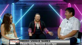 THAMKUV: HMONG UNIQUE NAMES