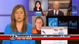3HMONGTV NEWSBRIEF | SEPTEMBER 3, 2021