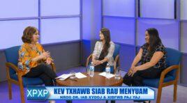 XPXP | KEV TXHAWB SIAB RAU MENYUAM