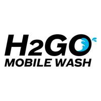 H2GO Mobile Wash Logo