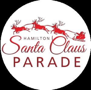 Hamilton Santa Claus Parade Logo