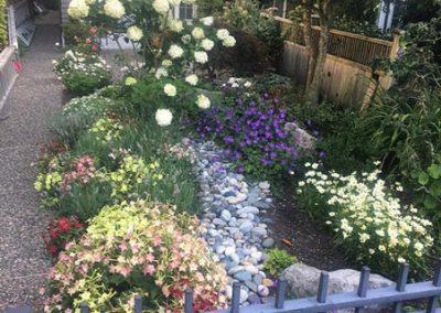 Rock gardening Vancouver