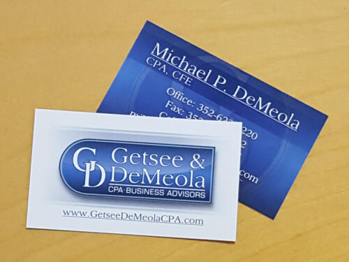 GD Business Cards