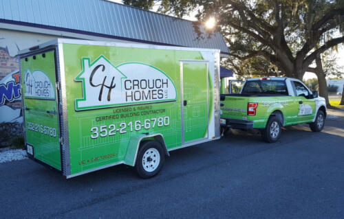 Crouch Homes Trailer