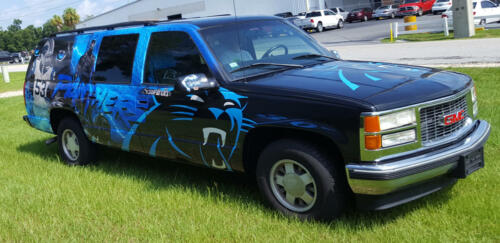 Panthers Front