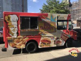 Big Daddy Food Truck
