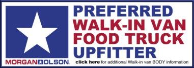 Preferred food truck Upfitter