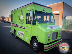 Ms. Spudz Food Truck Everything Potato No Gravy