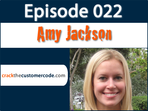 Amy Jackson of TripIt | Crack the Customer Code Podcast Interview