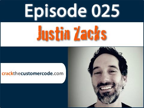 Justin Zacks Podcast Interview