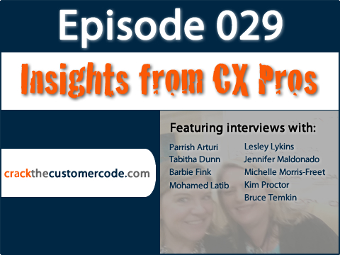 Insights from the CXPA Podcast Interview