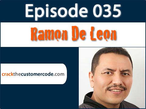 Ramon De Leon Podcast Interview