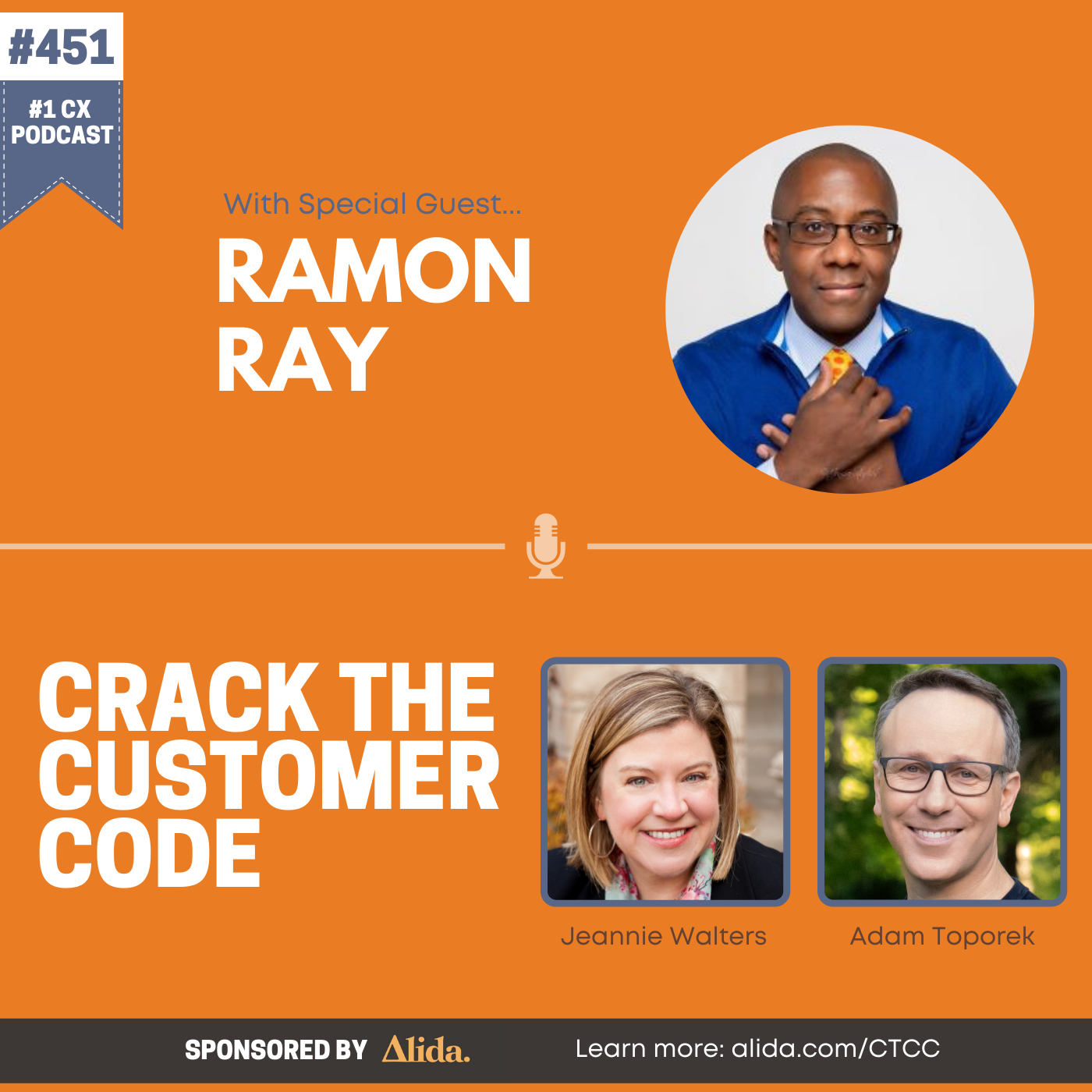 451: Ramon Ray, Small Business Experience