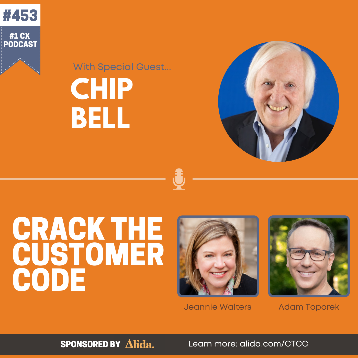 453: Chip Bell, Your Customer's Imagination