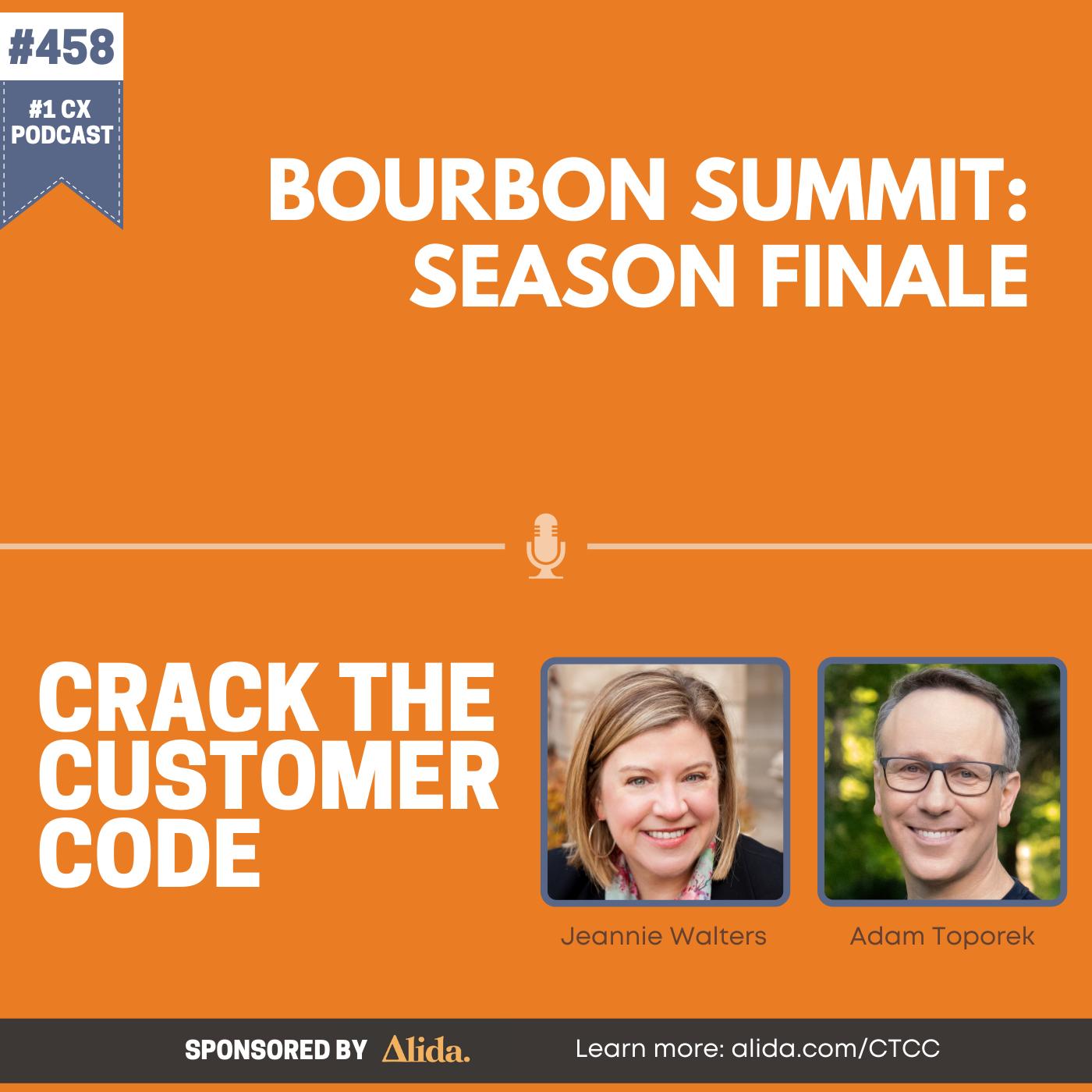 458: Bourbon Summit, Season Finale