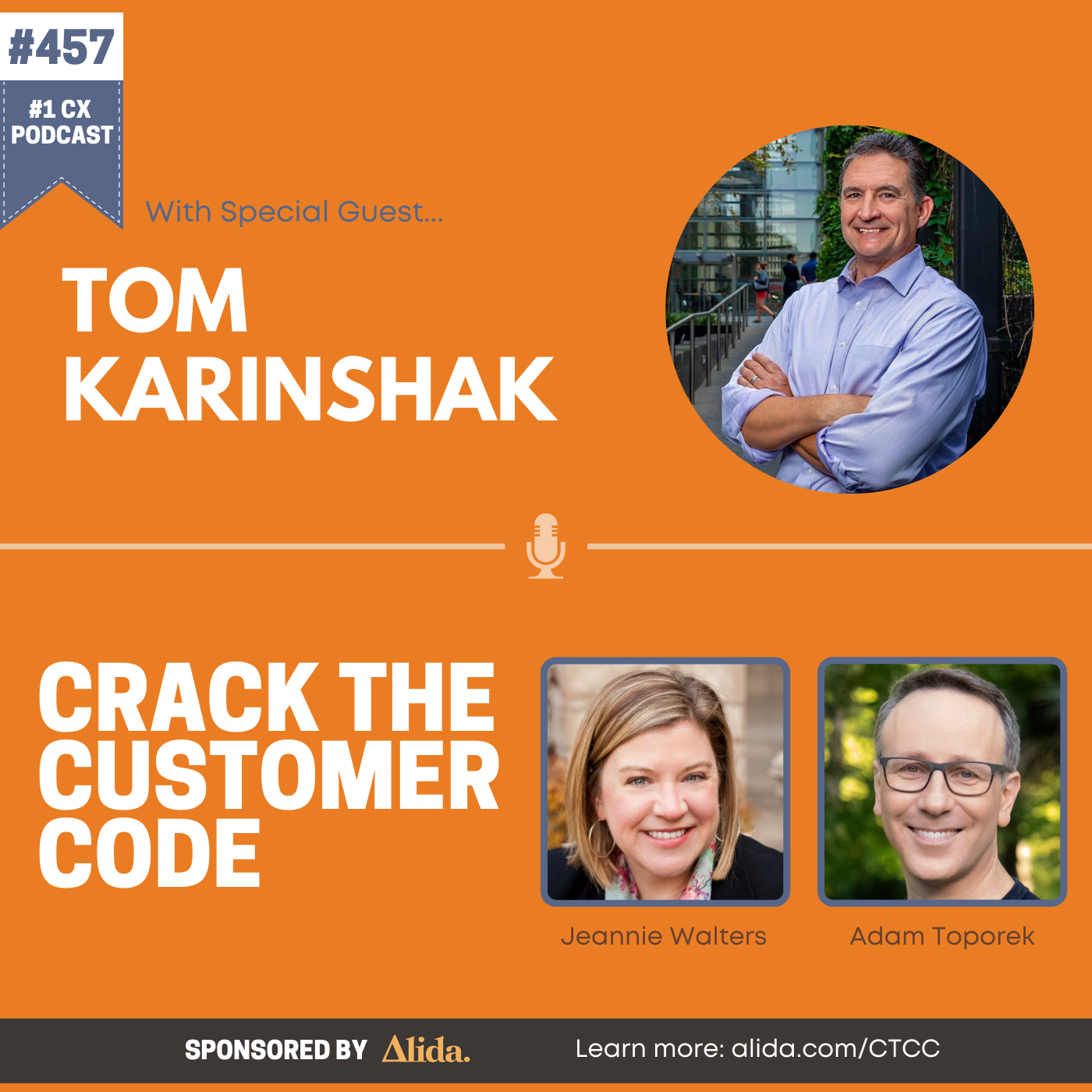 457: Tom Karinshak, Navigating Change at Comcast