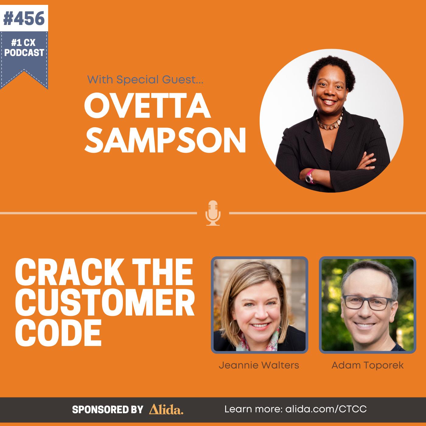 456: Ovetta Sampson, Empowerment Through Design