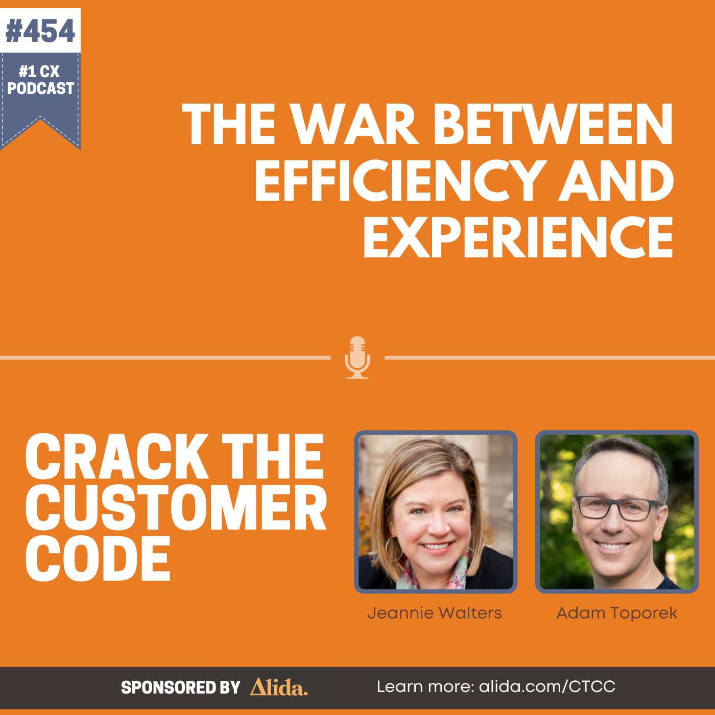 454: The War Between Efficiency and Experience