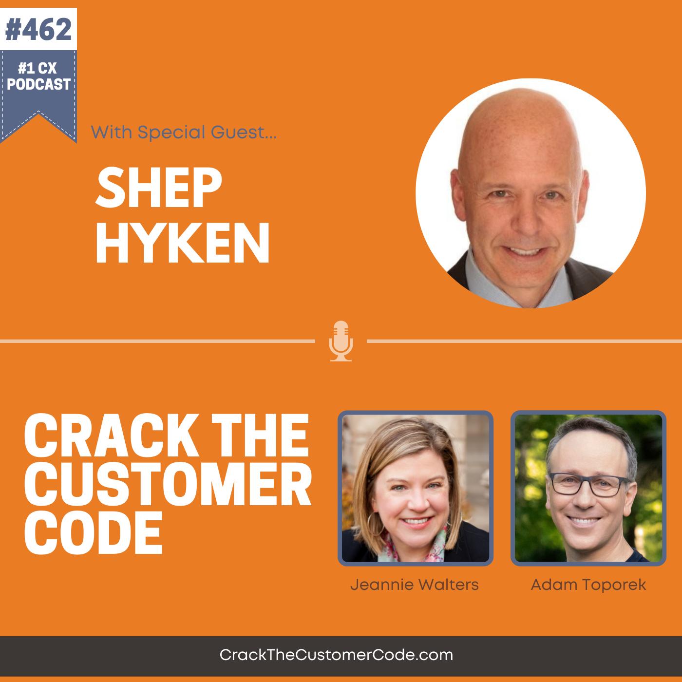 462: Shep Hyken