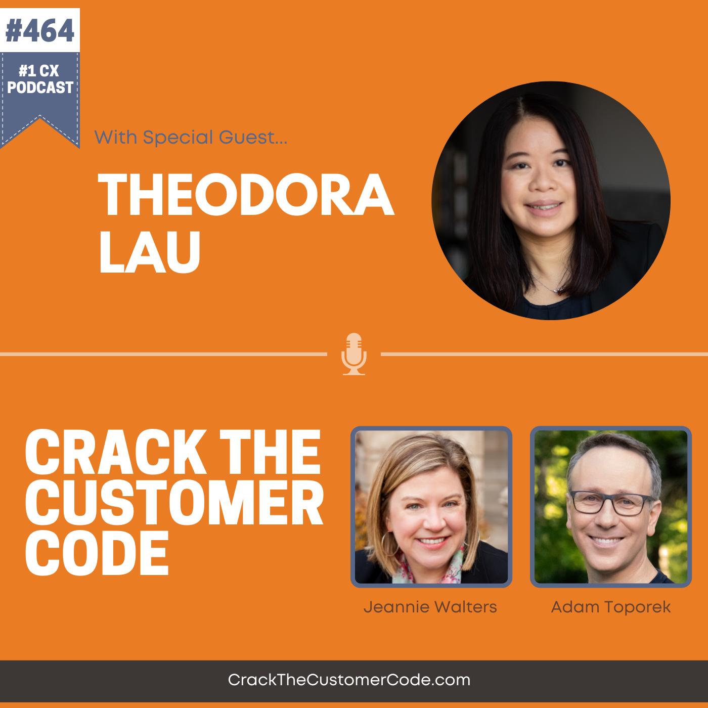 464: Theodora Lau