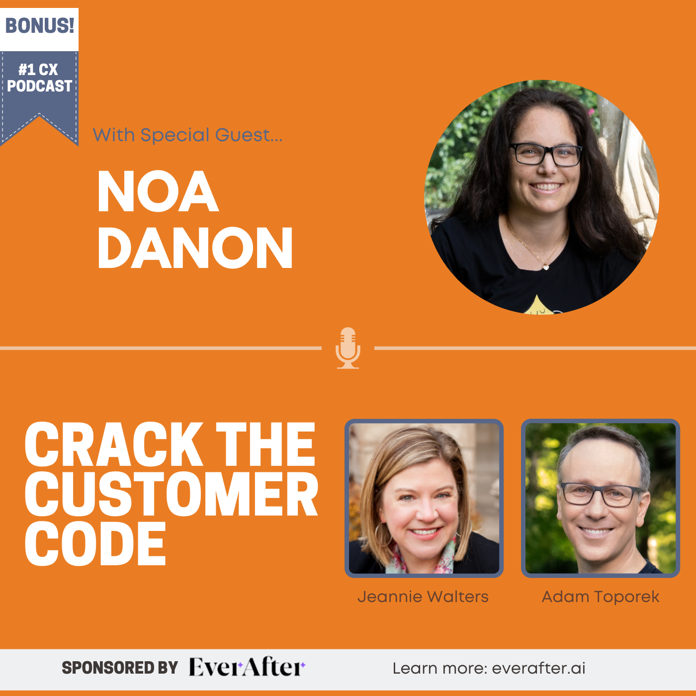 Bonus Episode: Noa Danon