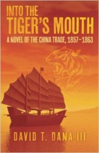 Editor of Into the Tiger's Mouth