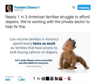 white house tweet