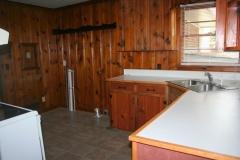 Kitchen lightened