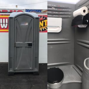 Portable Restroom with sink 4th of July Affordable Porta Potty Downey CA 90242 Orange County Wedding Quince portable restroom near me