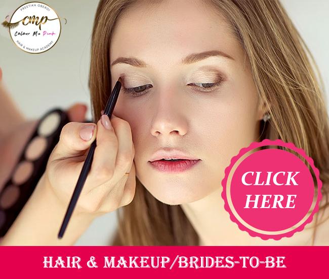 hair and makeup bridge course