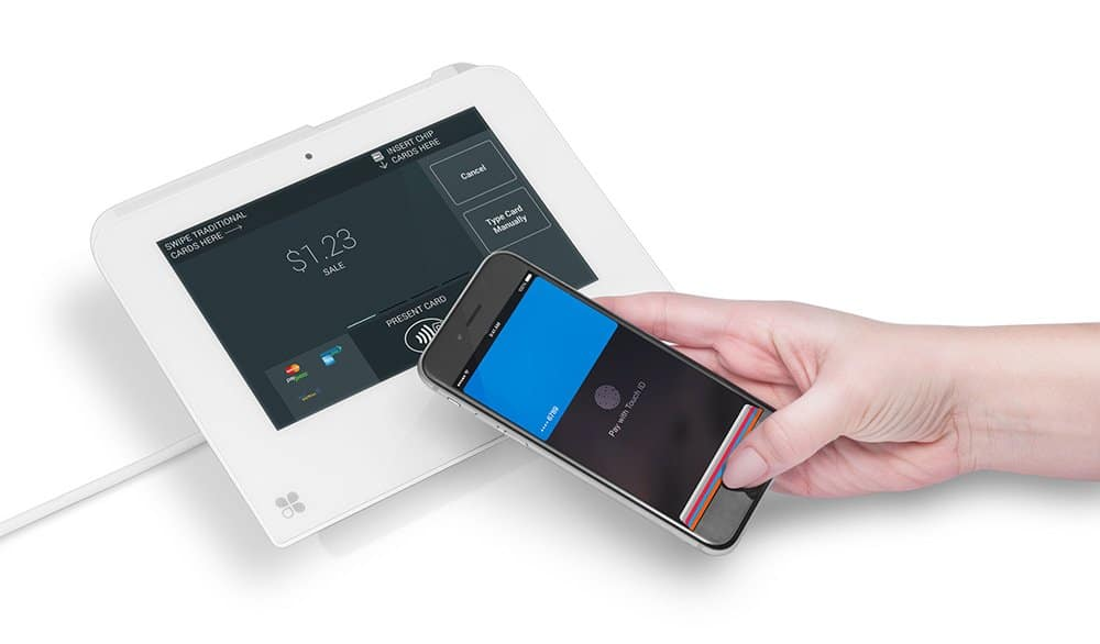 Banktech Clover mini payments