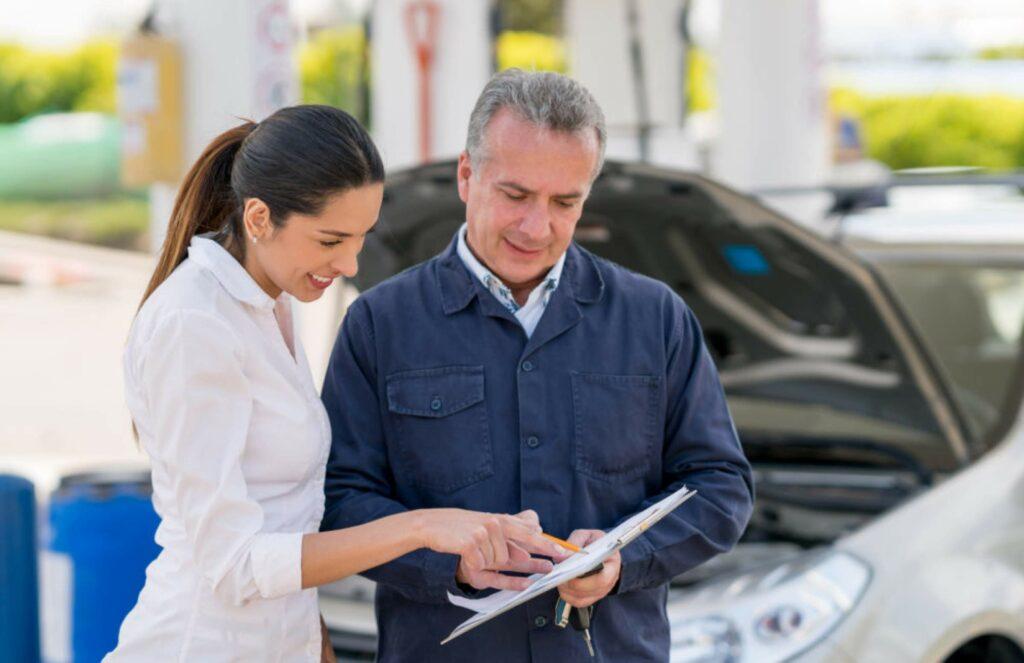 payment car repair