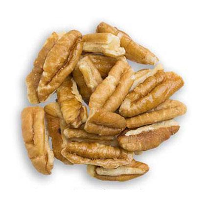 Large/medium pecan pieces