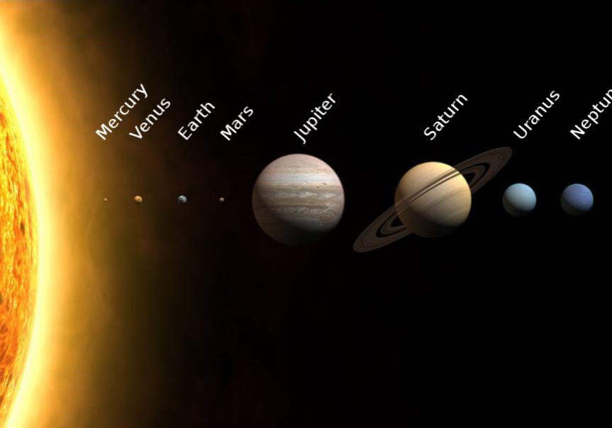Earth comparison