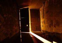 shaft of light