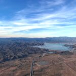 Hot Air Balloon Flight Over Lake Pleasant Arizona