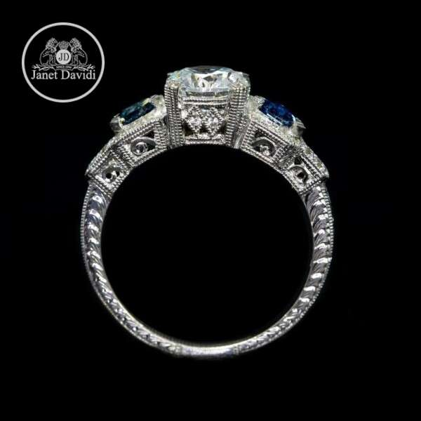 Genuine Blue Sapphire