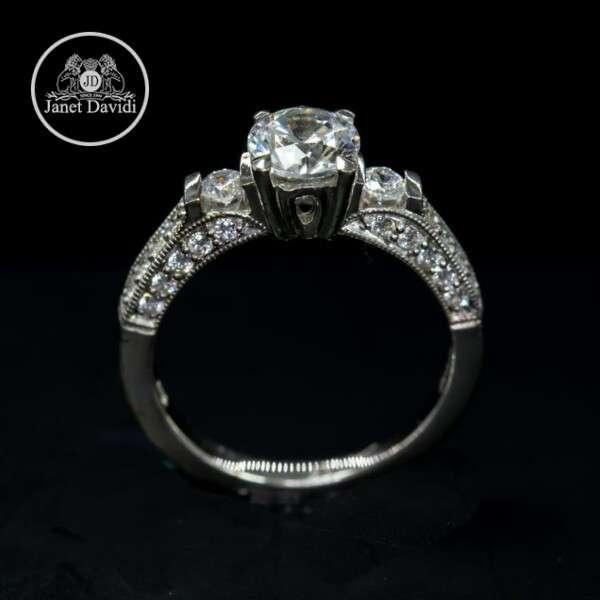 14 or 18 K Natural Diamond