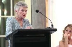 Wedding Blooper - Grandma tells a dirty joke
