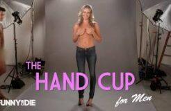 The Hand Bra by Rebecca Romijn