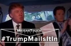 Trump Mails It In: Newly Unearthed