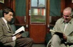 Mr Bean – Takes the Train