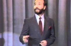 Yakov Smirnoff on Johnny Carson
