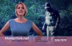 """Attorney Marilyn York TV ad """"Viagra Parody"""" Best funniest funny top most lawyer commercials"""