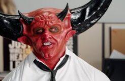 Satan Finds His Dream Job