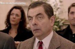 Mr Bean - Funeral - Comic Relief 2015