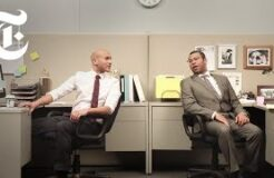 Key and Peele: Can You Be Too Nice at the Office? The New York Times