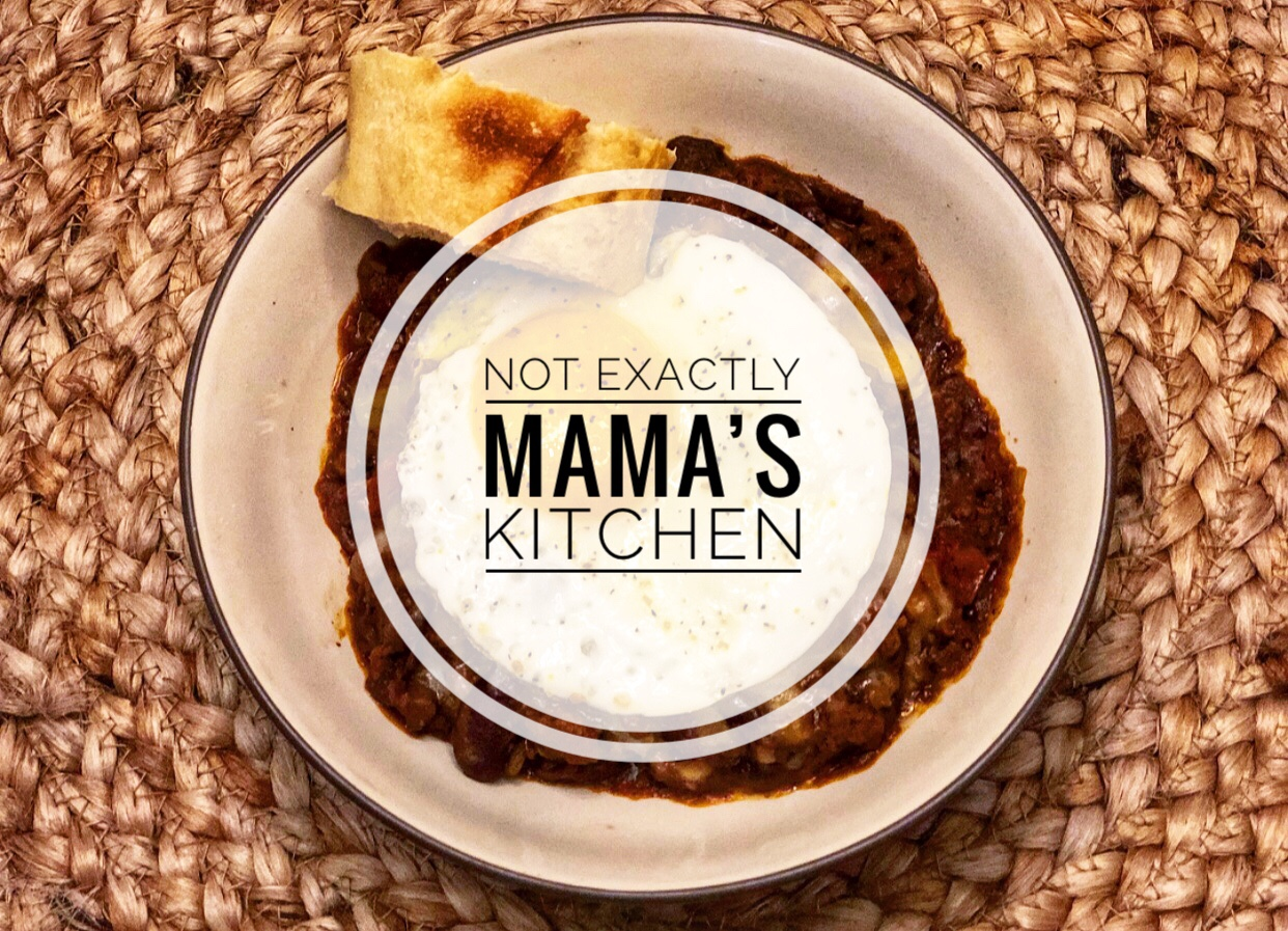 (Not Exactly) Mama's Kitchen
